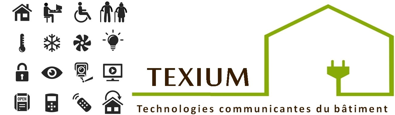 Texium, Technologies communicantes du bâtiment